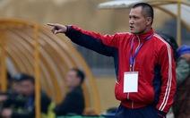 HLV Ngô Quang Trường bị cấm chỉ đạo 2 trận, phạt 5 triệu đồng
