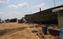 Hai công nhân thiệt mạng do cáp văng trúng lúc hạ thủy tàu