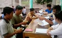 Công ty Mía đường Hòa Bìnhđền bù cho người nuôi cá