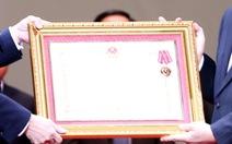 Dừng đề nghị tặng huân chương cho nguyên bí thư tỉnh ủy
