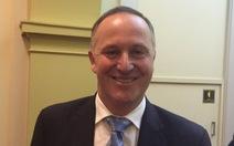 Thủ tướng New Zealand bị mời ra khỏi nghị trường
