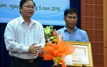 Thủ tướng tặng bằng khen cho tàu cứu 34 ngư dân
