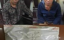 Chủ tịch MTTQ xã cùng vợ vận chuyển heroin