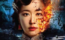 Lâm Tâm Như làm ma nữ trong Bóng ma nhà hát