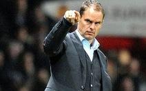 HLV Frank de Boer chia tay Ajax