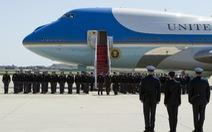Sân bay Tổng thống Mỹ hay dùng bị đe dọa đánh bom