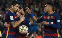 Barca coi chừng bài học Ajax