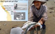 Đủ căn cứ loại trừ nguyên nhân tự nhiên làm cá chết