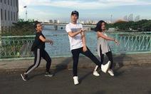 """Xem clip Chí Thiện làm """"chiến binh"""" nhảy khắp Sài Gòn"""