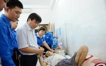 Chủ nhật mang yêu thương đến bệnh nhân Bệnh viện Thống Nhất