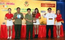 Giải futsal trẻ em có hoàn cảnh đặc biệt đến Nha Trang