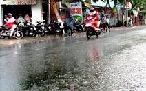 Vùng hạn mặn đón mưa vàng, mùa mưa vẫn chưa tới