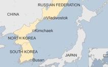 Triều Tiên thả tàu và thủy thủ đoàn Nga