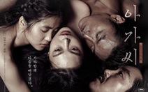 """Phim 18+ """"Người hầu gái"""" nổi bật khi tranh giải LHP Cannes"""