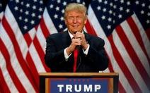 Ông Trump giả danh tự ca tụng chính mình?