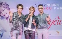Nghe Vicky Nhung hát Đừng lo và Thèm yêu