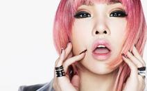 """Rời 2NE1, Minzy về chung nhà với """"nữ hoàng"""" Baek Ji Young"""