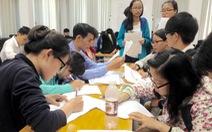 Học sinh chuộng nhóm ngành kinh doanh, quản lý