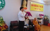 Chúc mừng Giáo hội Phật giáo Việt Nam nhân Đại lễ Phật đản 2016