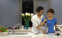 Trợ thủ mới trong gian bếp