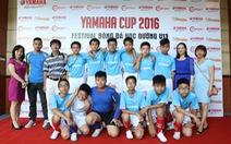 Nhà vô địch U-13 được sang Nhật Bản đấu giao hữu