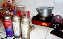 Học nấu ăn, 5 học sinh nhập viện vì nổ bình gas mini