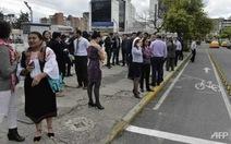 1 người chết, 85 người bị thương trong dư chấn Ecuador