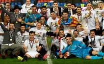 """Chiến tích """"bình dị"""" của Sevilla"""