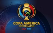 VTVcab có bản quyền Copa America2016