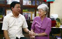 Bí thư Đinh La Thăng thăm cộng đồng người Hoa