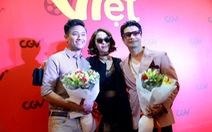 Minh Hằng đến khai mạc Tuần lễ phim Việt của CGV