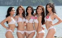 36 người đẹp tranh ngôi Hoa hậu biển Việt Nam 2016
