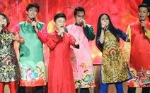 Quang Linh, Cẩm Ly, Quang Dũng, Đan Trường hát cùng bạn trẻ
