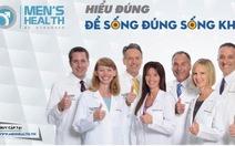 """Khai trương trung tâm sức khoẻ nam giới """"Men's Health"""""""