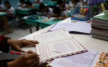 Đánh giá học sinh tiểu học: Ủng hộ đổi mới nhưng nhiều băn khoăn