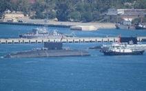 Nga muốn trở lại cảng Cam Ranh