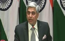 Ấn Độ yêu cầu Trung Quốc dừng các dự án ở Kashmir