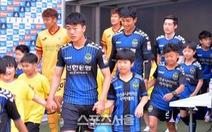 Xuân Trường ra sân trận đầu tiên tại K-League