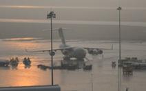 Tân Sơn Nhất nhộn nhịp máy bay Mỹ đón Tổng thống Obama