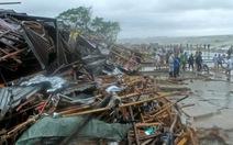 Bão mạnh tràn quaBangladesh, 24 người chết, 100 bị thương