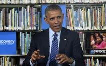 Tổng thống Barack Obama và niềm say mê sách