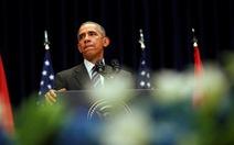 Ông Obama dẫn Nam quốc sơn hà, lẩy Kiều nói về quan hệ Việt - Mỹ