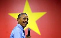 Ông Obama nói khi còn trẻ mình cũng rất ham chơi