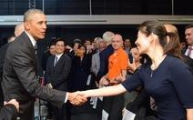 Mời ông Obama vô Sài Gòn uống cà phê sữa đá