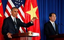"""Quan hệ Việt - Mỹ đang trong giai đoạn """"thăng hoa"""""""