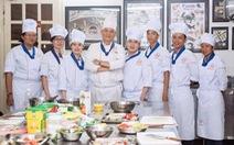 Khóa học nấu món ăn Á – ÂU
