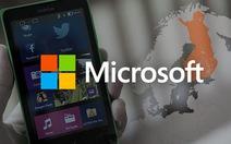 Microsoft sa thải 1.850 nhân viên, ngừng sản xuất điện thoại thông minh