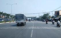 Đề xuất tăng phí đường bộ hoàn vốn lắp camera giao thông