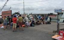 Gió lớn, tàu khách Phú Quốc và Kiên Hải ngưng hoạt động