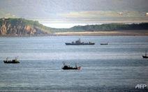 Hàn Quốc bắn cảnh cáo tàu Triều Tiên